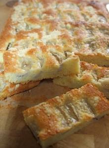 Banoffee Tray Bake
