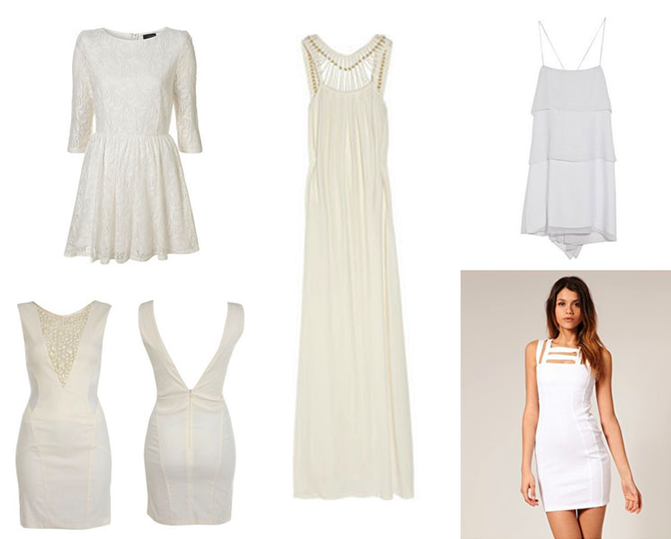 Best White Dresses