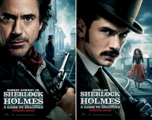 Brand new Sherlock Holmes posters
