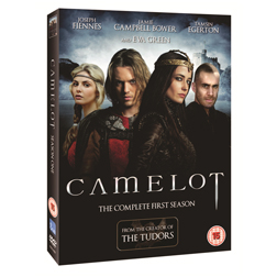 <b>WIN CAMELOT ON DVD!...</b>