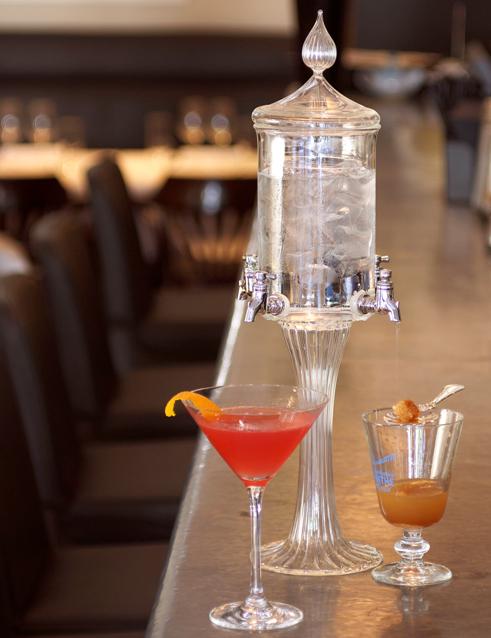 Fancy an Absinthe cocktail?