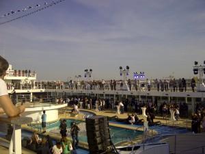 NIVEA Blue Boat