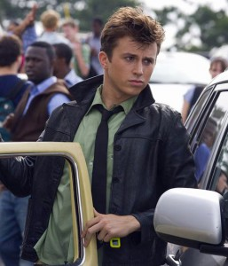 Kenny Wormald as Ren McCormack in Footloose