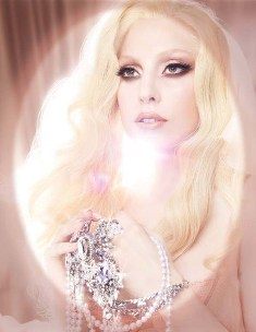 Lady Gaga for Viva Glam
