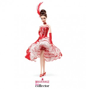 Moulin Rouge Barbie