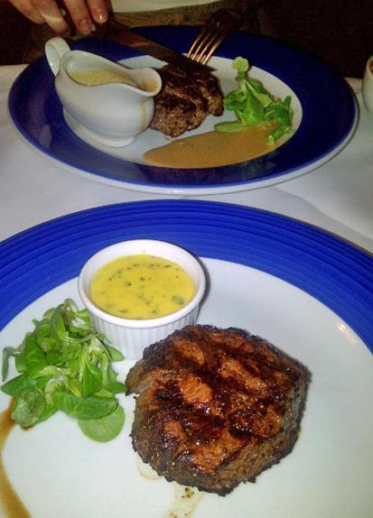 Our Fillet steaks