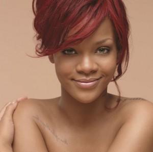 Rihanna for NIVEA's 100th year campaign