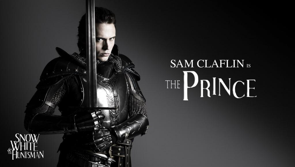 Sam Claflin as The Prince
