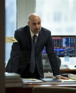 Stanley Tucci in Margin Call