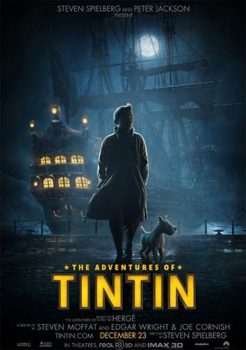 <b>New Film: Tintin...</b>