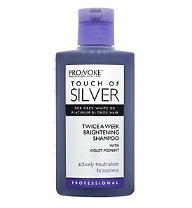 Touch Of Silver Silver Shine Shampoo Weekly Treatment