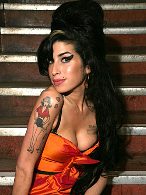 <b>Amy Winehouse Found ...</b>