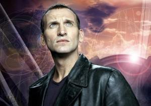 Chris Ecclston as the Doctor