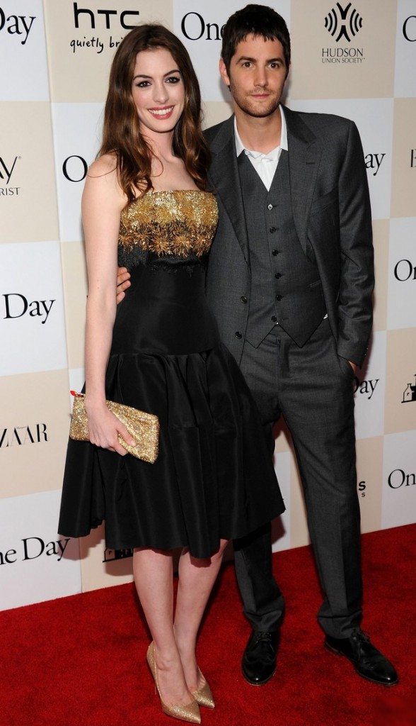 Anne Hathaway and Jim Sturgess