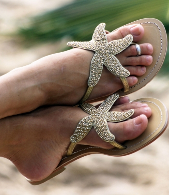 Aspiga Starfish Sandals