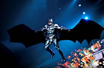 <b>Batman Live 2011...</b>
