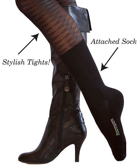 <b>Sock It To The Tight...</b>