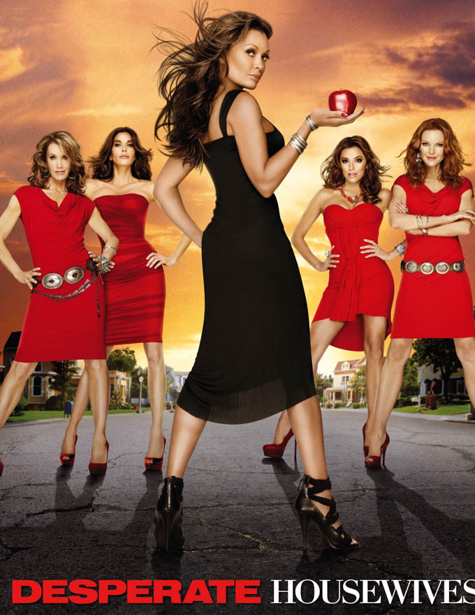 <b>Desperate Housewives...</b>