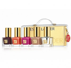 Estee Lauder Pure Color Nail Lacquer set
