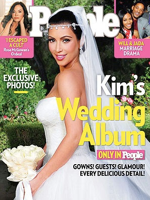 <b>First Kardashian Wed...</b>