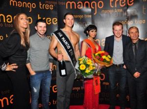 Miss Kimberley, Neil Mcdermott, Mr & Mrs, Charlie Clements, Julian Bennett at last year's event