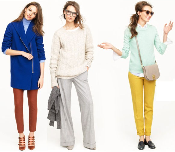 Some designs from J.Crew