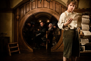 <b>The Hobbit Film In F...</b>