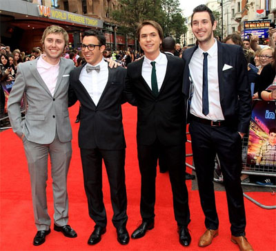<b>The Inbetweeners Pre...</b>