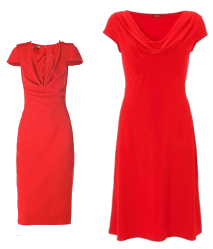 <b>The Perfect Red Dres...</b>