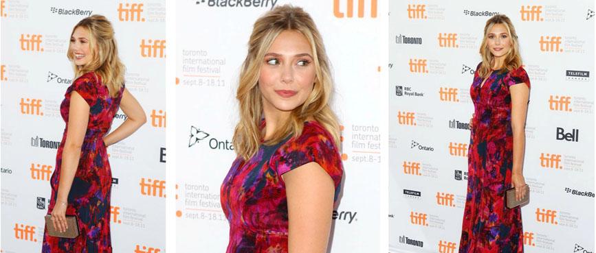 Elizabeth Olsen at TIFF