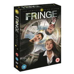 Fringe Season Three on DVD