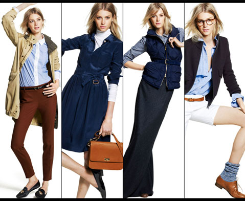 <b>J.Crew Online is LIV...</b>