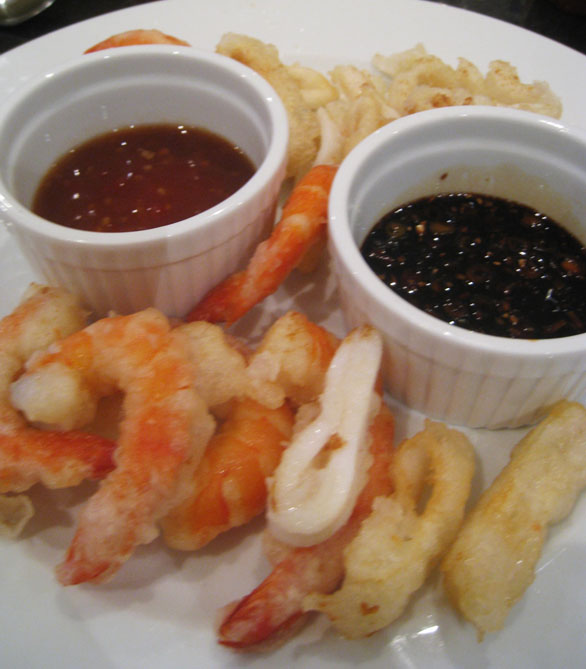 Our tasty Tempura recipe