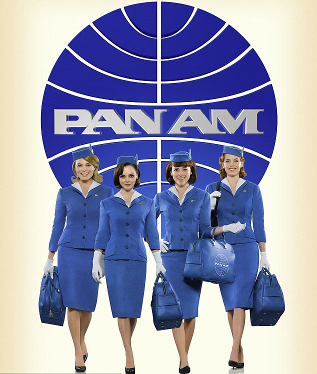 Pam Am starring Christina Ricci