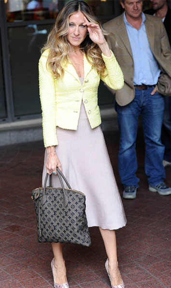 <b>SJP Hits London...</b>