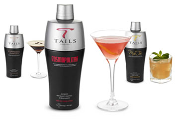 <b>Tails Cocktails...</b>