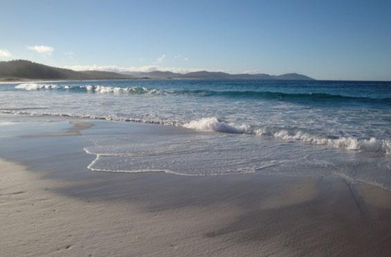 Take a walk down to the beaches