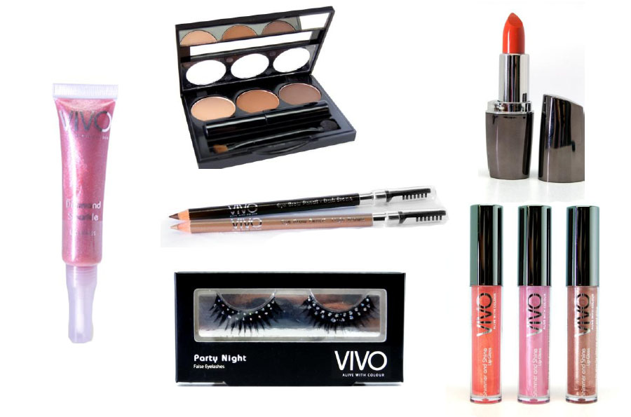 VIVO cosmetics - more for the eyes