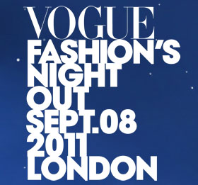 Vogue's Fashion's Night Out