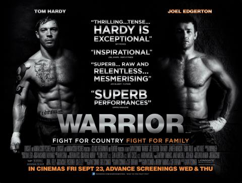 <b>Trailer: Warrior...</b>