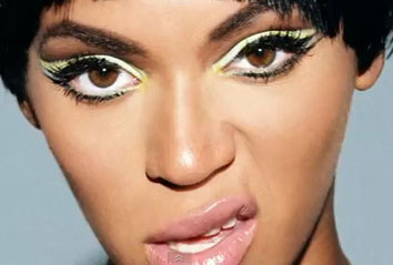 the gallery for gt beyonce eye makeup countdown