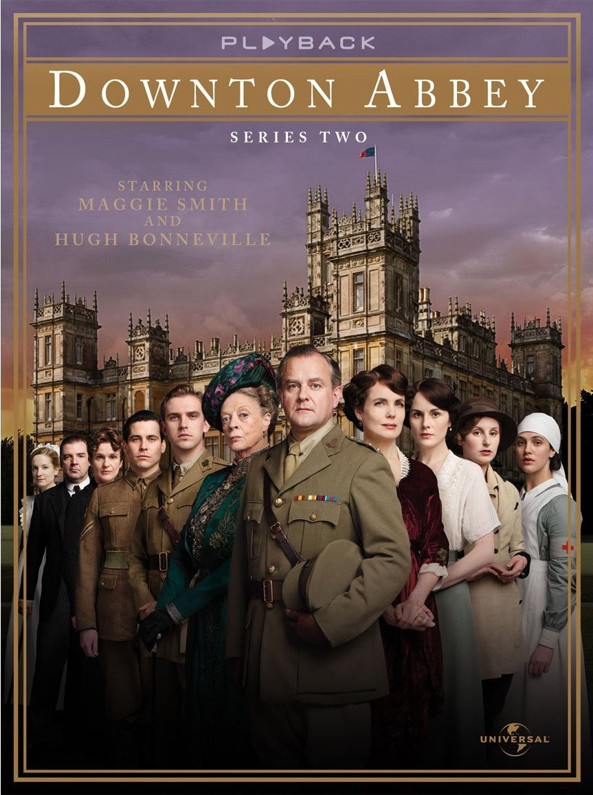 <b>Downton Hits DVD...</b>