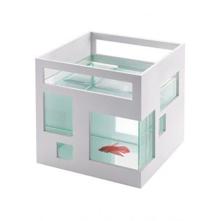 Fishcondo in white