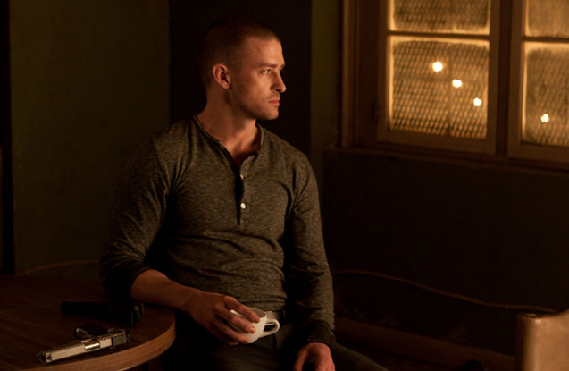 Justin Timberlake in In Time