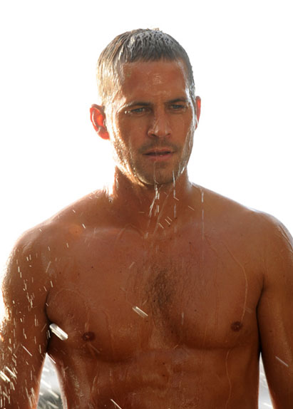 Paul Walker in the Davidoff Cool Water ads