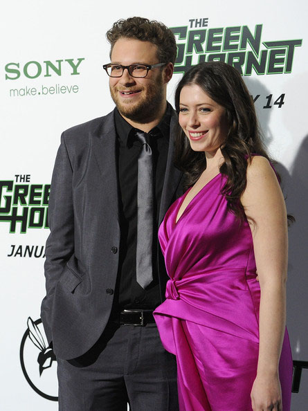 <b>Seth Rogen Marries!...</b>