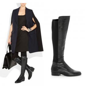 Fall Style Trend: Knee high boots