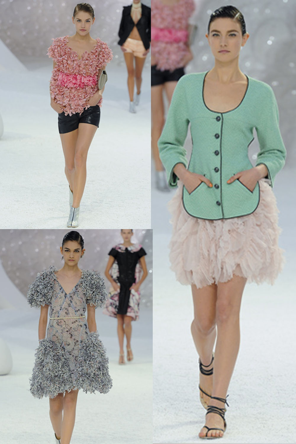 Chanel S/S 2012 Collection