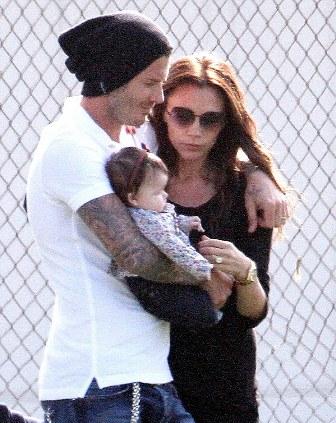 <b>Beckhams Bonding...</b>