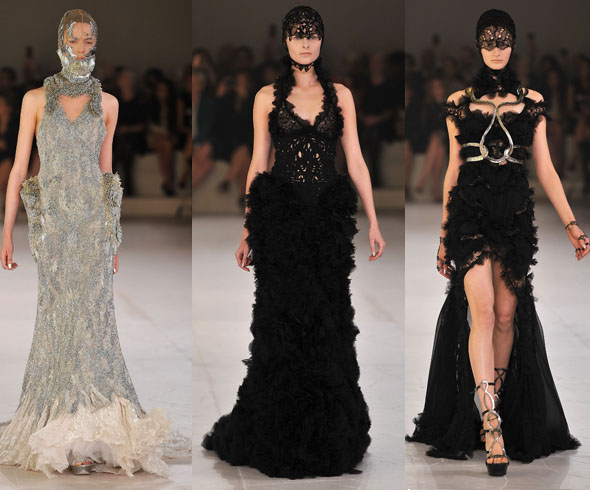 Alexander McQueen S/S 2012 Collection